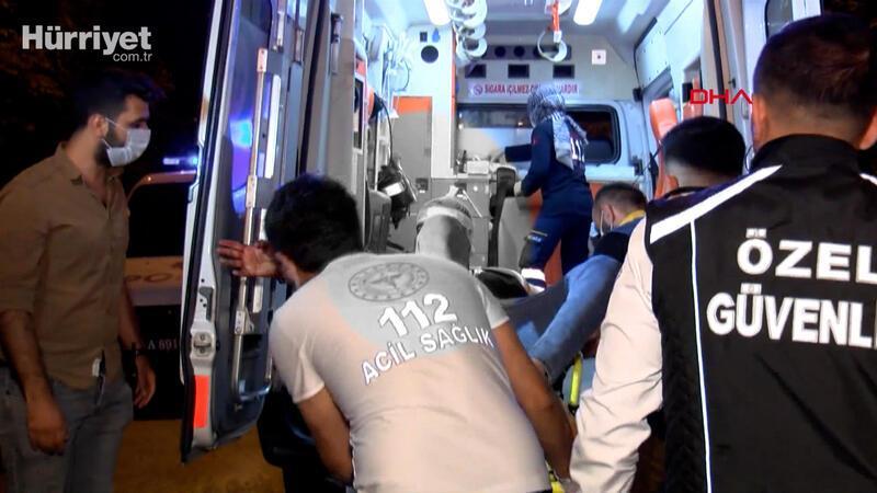Maçka Parkı'nda alkol alan iki grup arasında kavga 2 yaralı