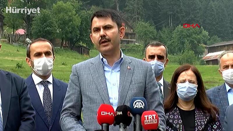 Çevre ve Şehircilik Bakanı Murat Kurum: Haliç'teki görüntüler hepimizin içini sızlatıyor.