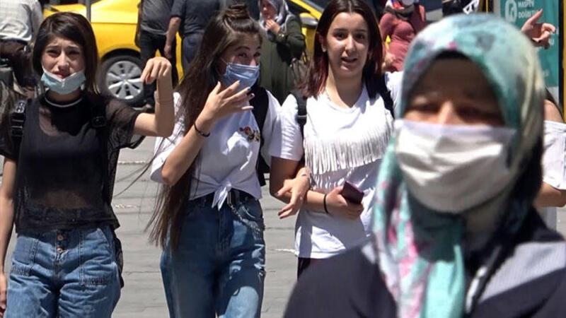Sosyal mesafe kuralına en az uyan il Gaziantep oldu