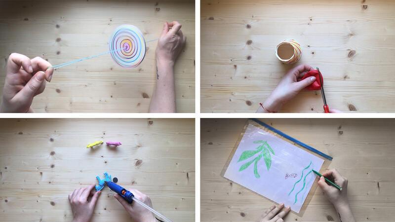 Çocuklar için evde eğlenceli aktiviteler!
