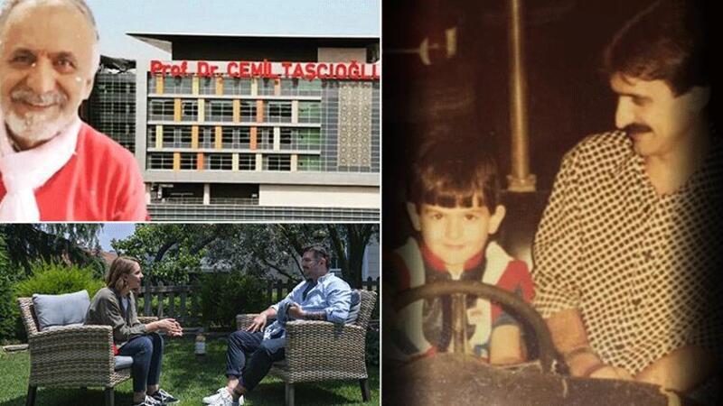 Prof. Dr. Cemil Taşçıoğlu'nun oğlu, babasıyla son konuşmasını anlattı