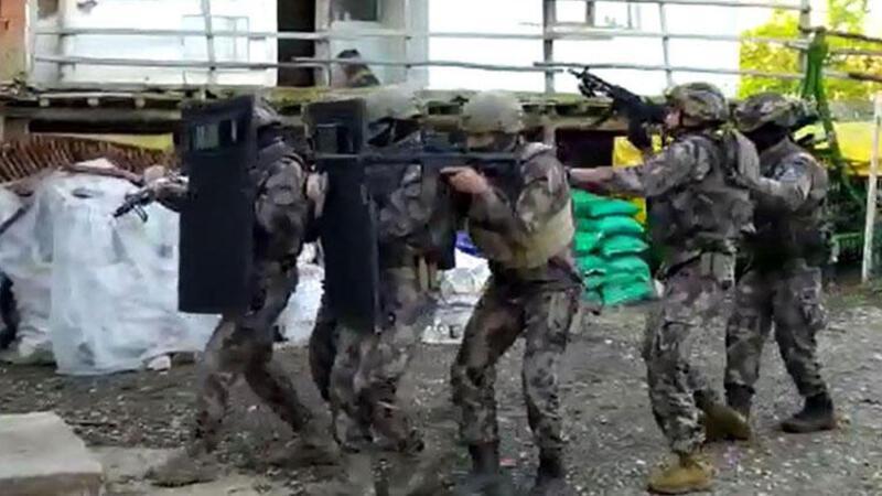Son dakika haberler... Ankara'da DEAŞ operasyonu