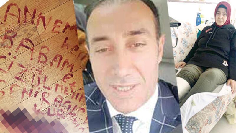 Saldırganın kim olduğunu kendi kanıyla yazan Nurtaç Canan, yaşadıklarını anlattı
