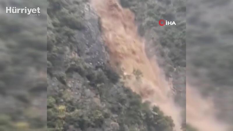Bursa'daki sel felaketinin yeni görüntüleri ortaya çıktı