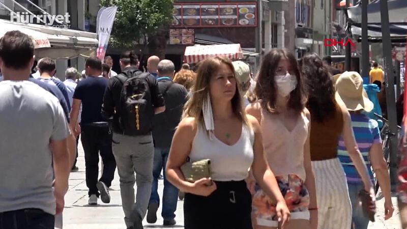 Maske takmayan gençlerin sözleri şaşırttı