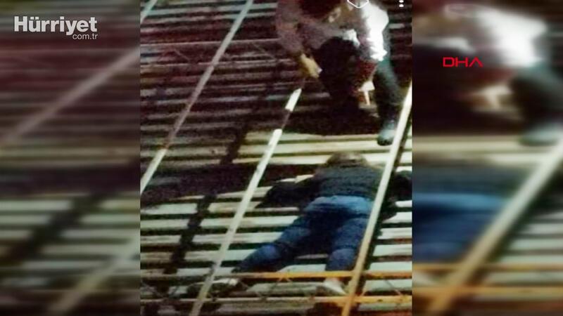 Balkondan düşen sosyal medya fenomeni genç kız, ölümden döndü
