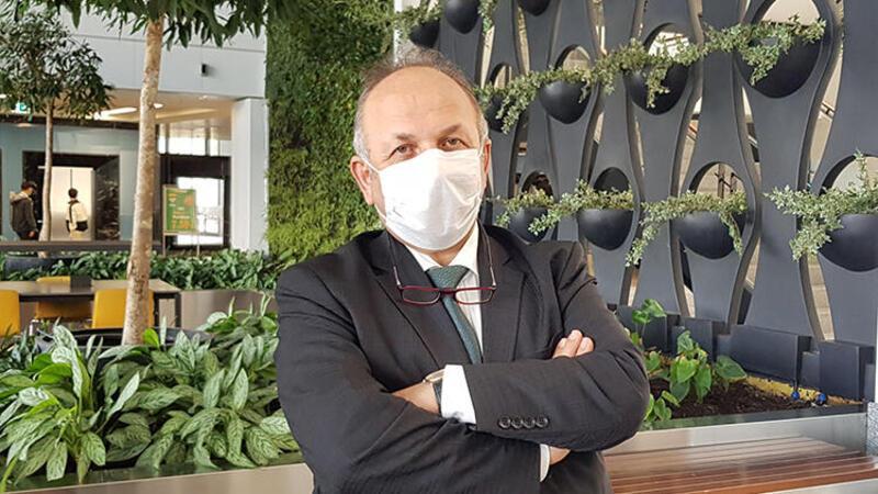 Prof. Dr. Recep Öztürk: Grip salgınları başlamadan koronavirüs vakalarını azaltmamız gerekiyor