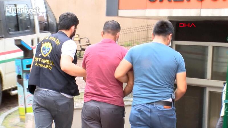 Arnavutköy'de eşini öldürüp, 18 gündür ormanda saklanan kişi yakalandı
