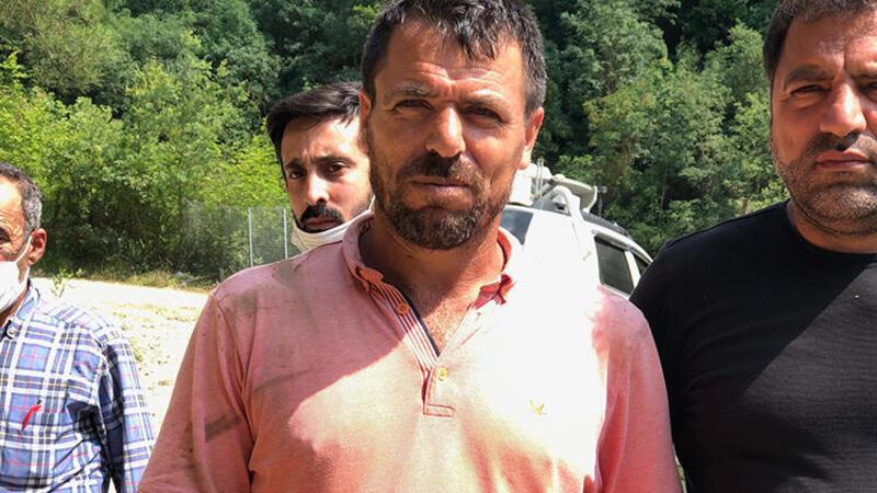 Sel felaketinde kaybolan Derya'nın babası konuştu