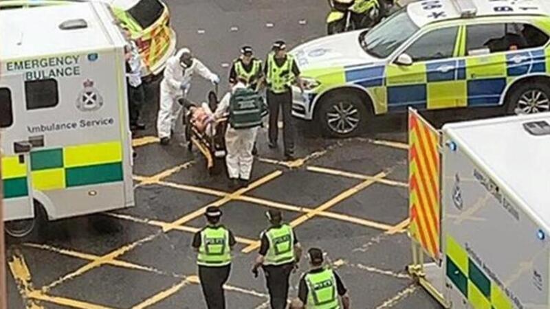 İskoçya'da saldırı: Ölü ve yaralılar var