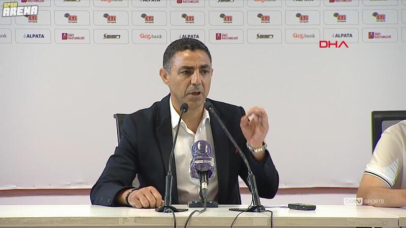 Mustafa Özer: Toprağa düşene kadar Eskişehirsporluyuz