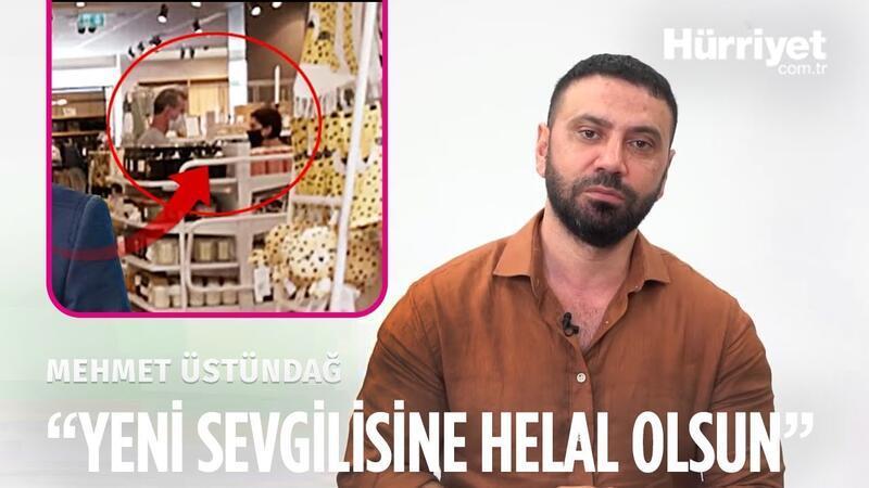 Murat Başoğlu Yeni Sevgilisi ile Görüntülendi! - Mehmet Üstündağ Yorumluyor
