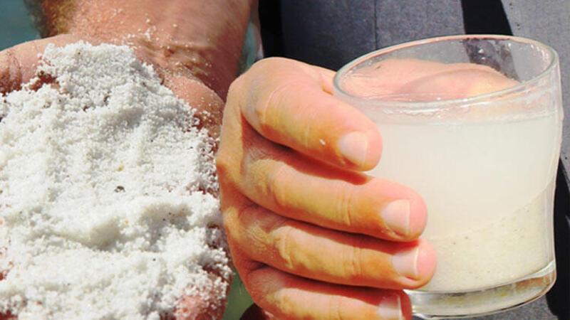 Bodrum'daki beyaz kum sağlığa zararlı çıktı