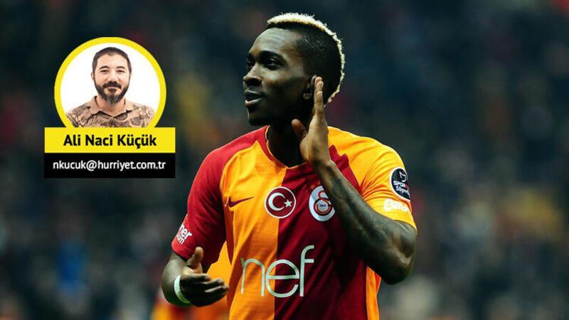 Galatasaray'da Onyekuru bilmecesi!