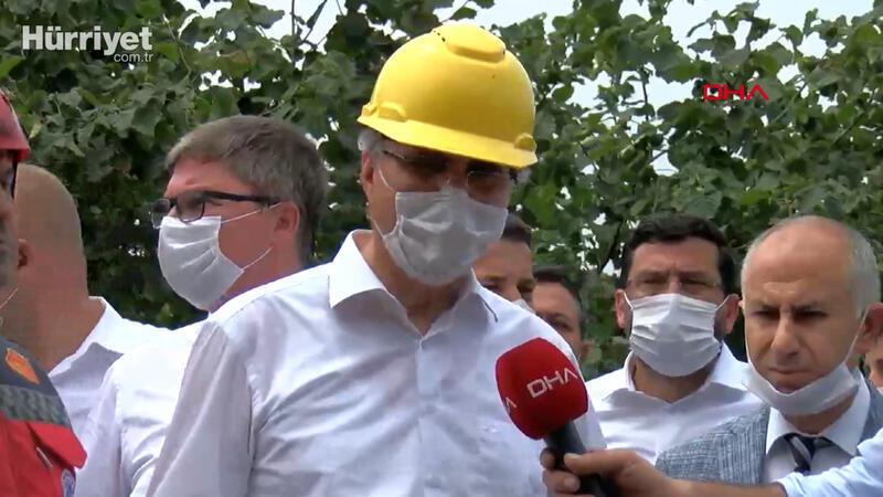 Sakarya Büyükşehir Belediye Başkanı Yüce'den patlama sonrası ilk açıklama
