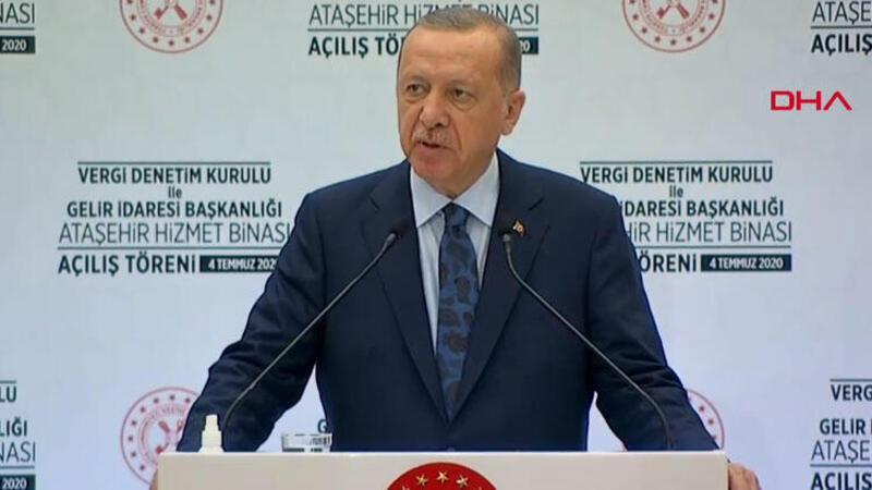 Cumhurbaşkanı Erdoğan: Biz bir kaybedersek onların kaybı 10 olacaktır