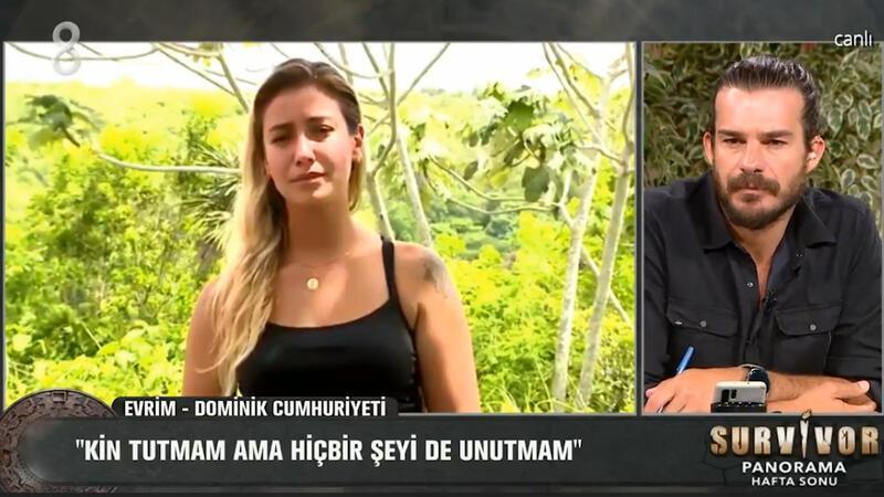 Survivor Evrim'den çok konuşulacak açıklamalar: Nisa sizlerin görmediği hiçbir şey yaşamadı