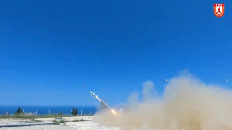 Turkey's first maritime missile successfully passes test