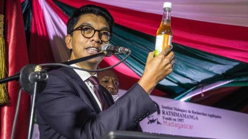 Madagaskar'ın başkenti Antananarivo'da vaka sayısı artıyor