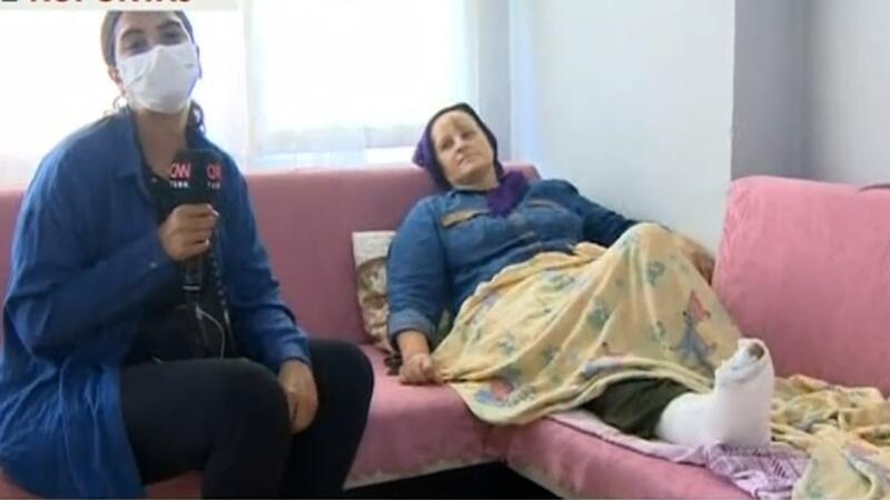 Yaralı işçi havaifişek fabrikasındaki ihmalleri anlattı
