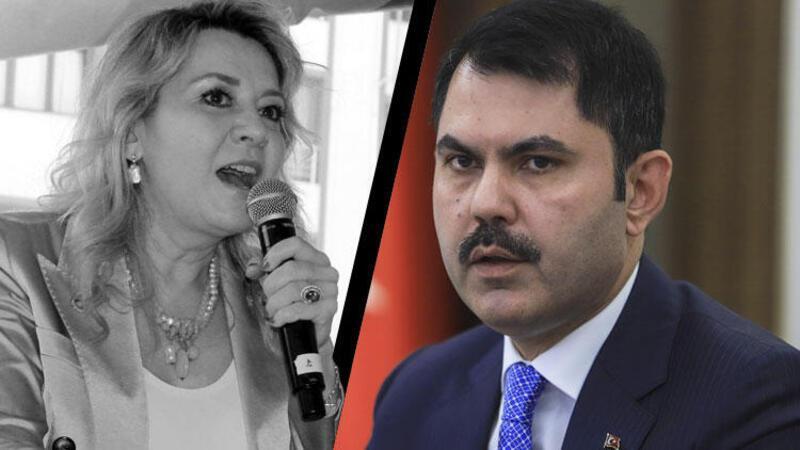 İYİ Partili Aylin Cesur'un tepki çeken sözlerine Bakan Kurum'dan yanıt geldi