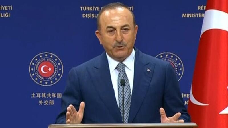 Dışişleri Bakanı Mevlüt Çavuşoğlu, AB'yi uyardı