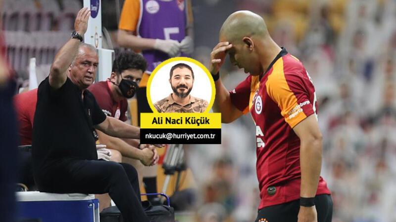 Galatasaray'dan Feghouli'ye ceza geliyor