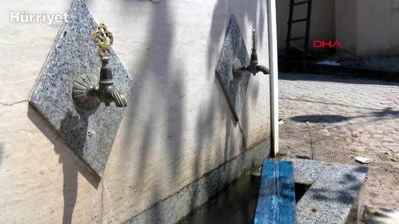 Şile'de 4 gündür sular akmayınca vatandaş isyan etti