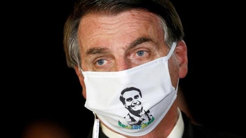 Brezilya devlet başkanı Bolsonaro Covid-19 testi yaptıracağını açıkladı
