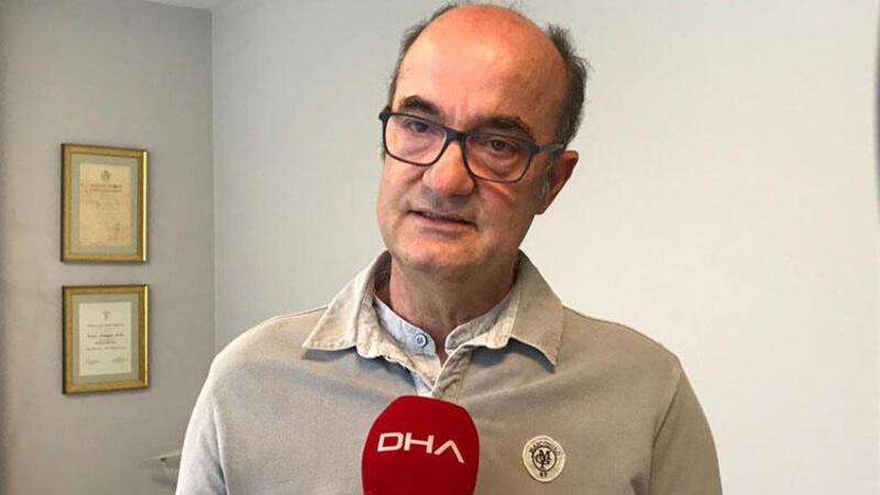 Prof. Dr. Ersin Erdoğan: Ani sıcaklık değişikliklerinde 1-2 hafta riskli