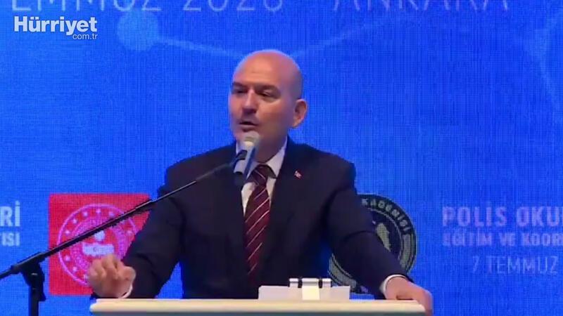 İçişleri Bakanı Soylu, rakamlarla açıkladı