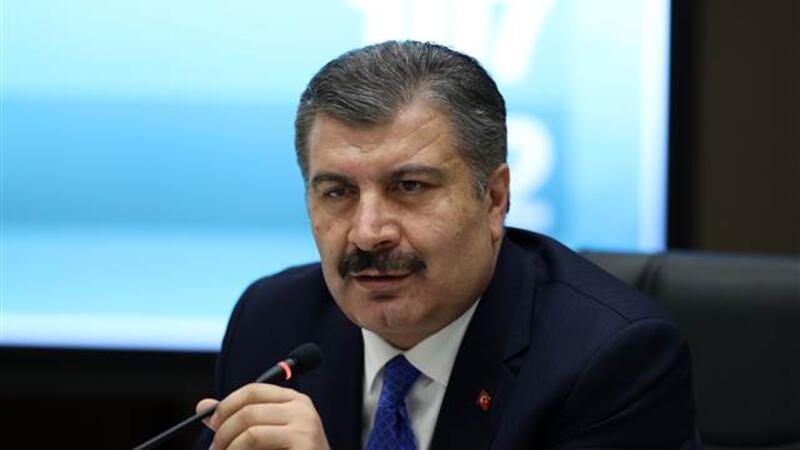 Sağlık Bakanı Fahrettin Koca, okulların açılmasıyla ilgili konuştu