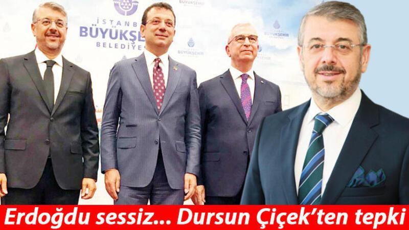İBB Genel Sekreterliği'ne getirilen isim partide sıkıntı yarattı... CHP'de atama sancısı