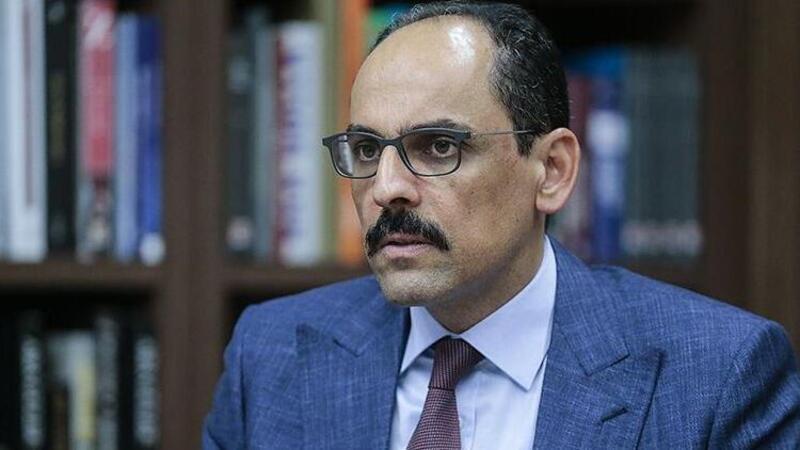Cumhurbaşkanlığı Sözcüsü Kalın'dan sosyal medya açıklaması