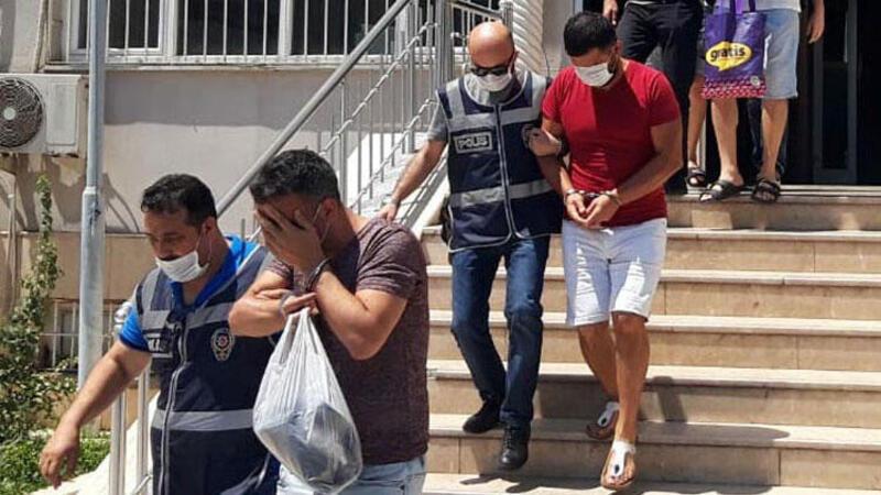 Aydın'da yasa dışı bahis şebekesi çökertildi