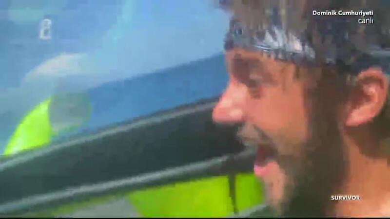 Survivor'da sürat teknesi ile gezi