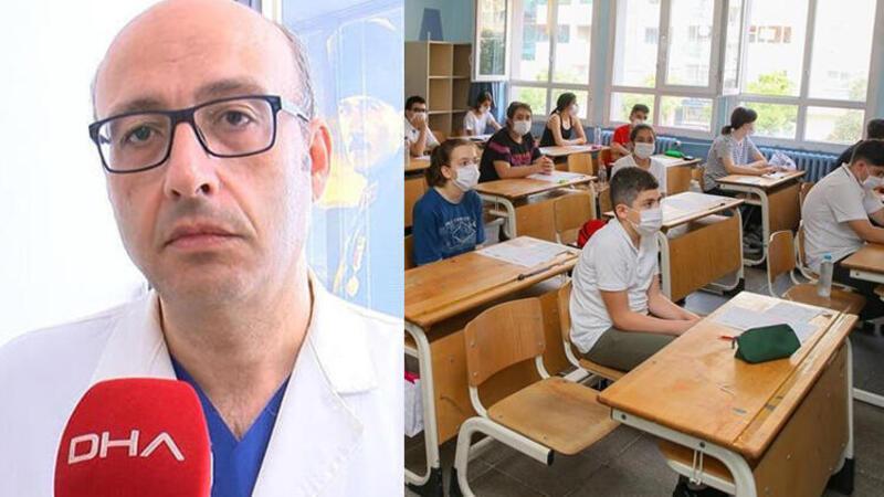Bilim Kurulu Üyesi Levent Yamanel'den okullar için dikkat çeken öneri