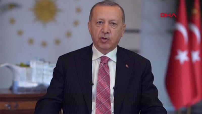 Cumhurbaşkanı Erdoğan'dan, Srebrenitsa mesajı
