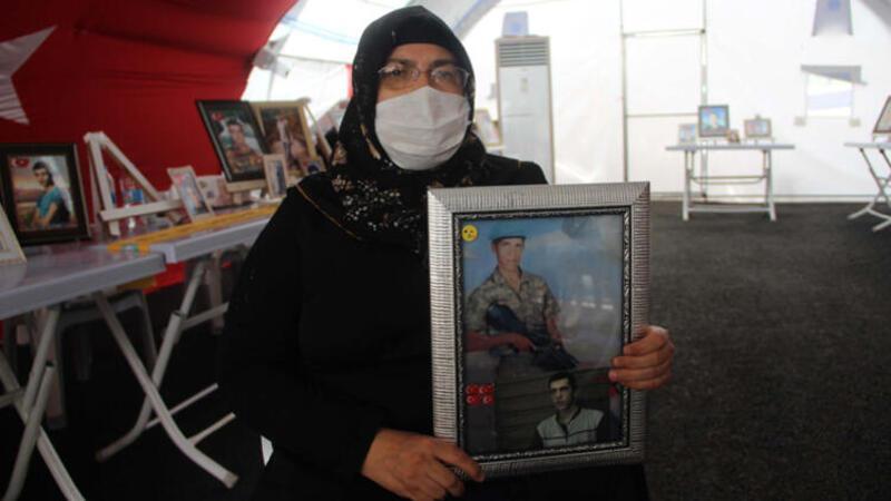 HDP önündeki eylemde 314'üncü gün