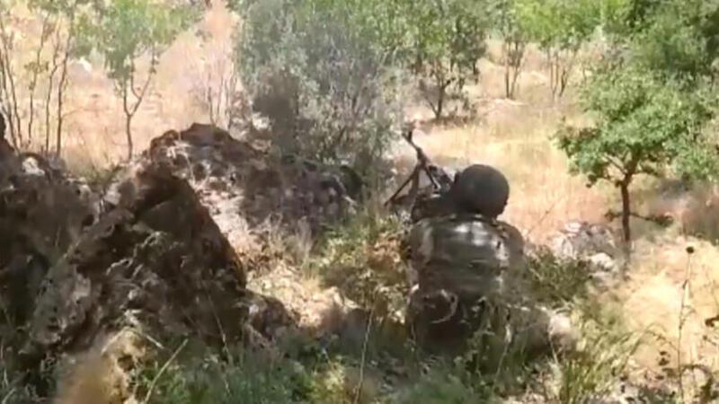 MSB: Pençe-Kaplan Operasyonu'nda 3 terörist etkisiz hale getirildi