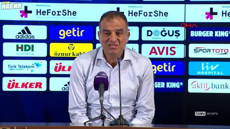 Tahir Karapınar: Bu maçı kazanabilseydik Avrupa yolunda adım atmış olacaktık