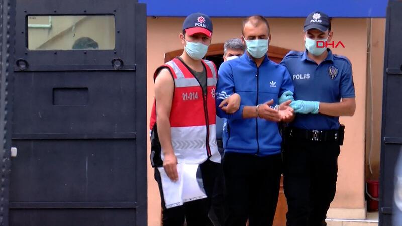 Heybeliada'daki yangınla ilgili gözaltına alınan kişi adliyeye sevkedildi