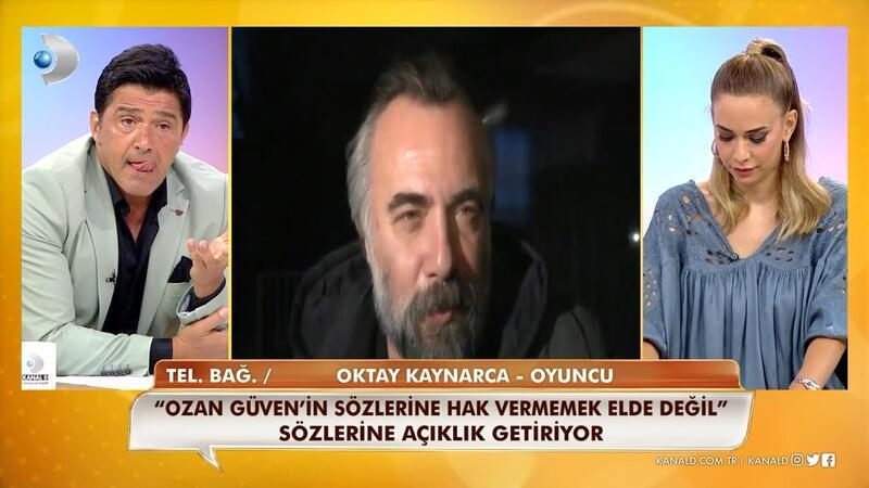 Ünlü oyuncu Oktay Kaynarca, Ozan Güven'in sevgilisi Deniz Bulutsuz'u darp ettiği iddialarına yönelik yaptığı açıklamalarıyla sosyal medyada tepki gördü.