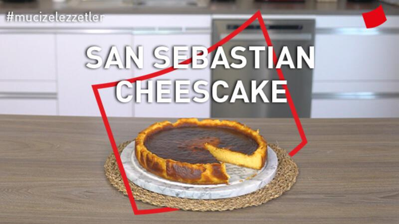 San Sebastian Cheescake