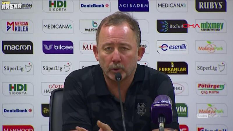 Sergen Yalçın: 'Bizim için maçın psikolojisi çok zordu'