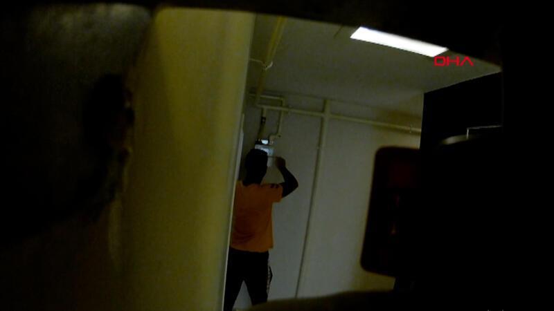 Doğal gaz sayaçları endeksini geri çeken zanlı tutuklandı