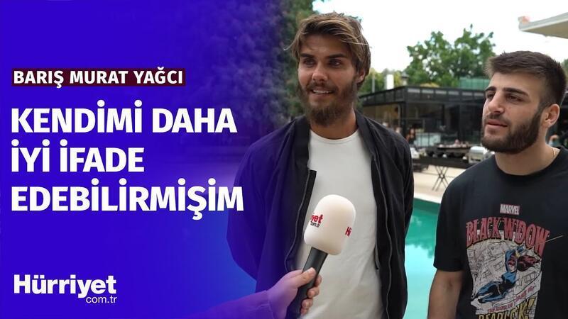 Barış Murat Yağcı'ya Survivor'ın Enlerini Sorduk | Cemal Can'la Dost Olmayı Seçtik