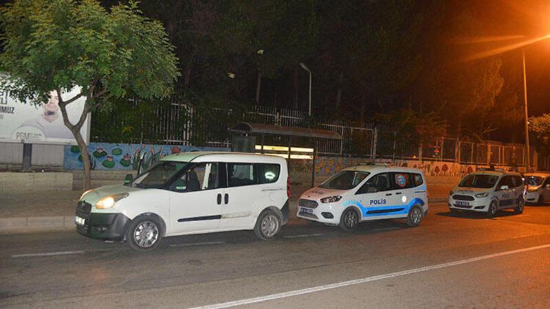 Polisin 'dur' ihtarına uymayan ehliyetsiz sürücü 25 kilometre kaçabildi