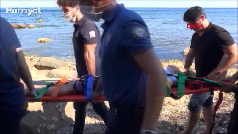 Silivri'de 50 metrelik yükseklikten düşen 2 genç kız yaralandı