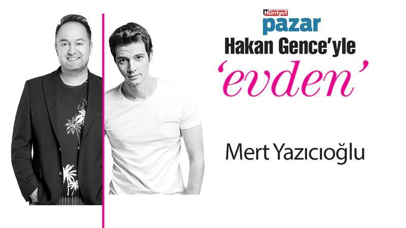 Mert Yazıcıoğlu: Örümcek Adam olurdum